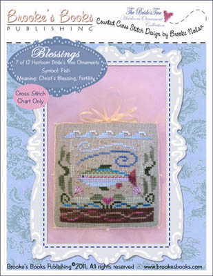 click here to view larger image of Bride's Tree Ornament 7 - Blessings (chart)