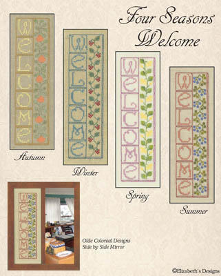 click here to view larger image of Four Seasons Welcome (chart)