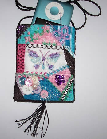 click here to view larger image of Flutterby Gardens Pocket (chart)