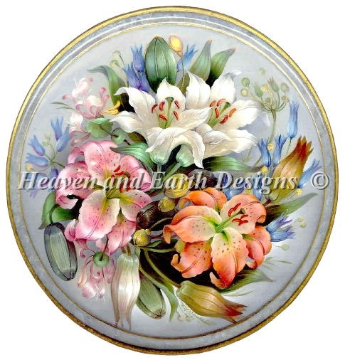 click here to view larger image of PTP Lily Bouquet (chart)