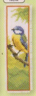 click here to view larger image of Bird 2 (counted cross stitch kit)