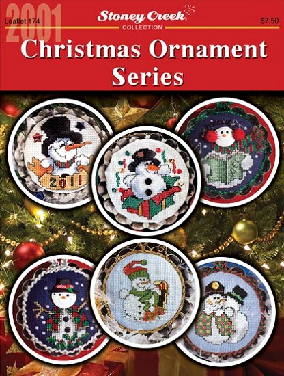 click here to view larger image of Christmas Ornament Series (chart)