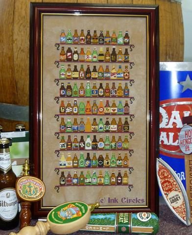 click here to view larger image of 99 Bottles (chart)