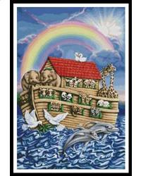 click here to view larger image of Noah's Ark (chart)