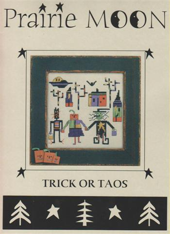 click here to view larger image of Trick or Taos (chart)