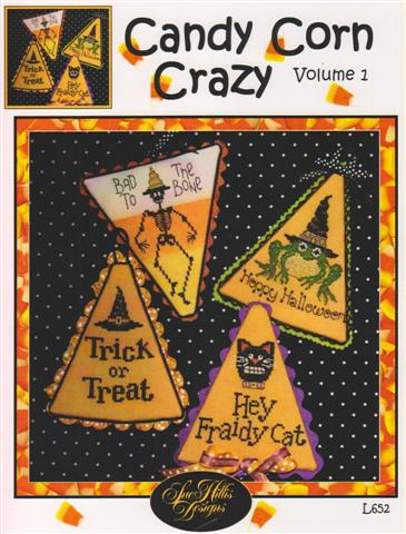 click here to view larger image of Candy Corn Crazy Volume 1 (chart)