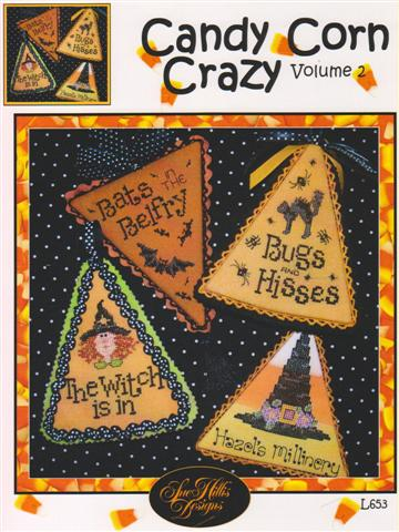 click here to view larger image of Candy Corn Crazy Volume 2 (chart)