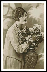 click here to view larger image of 1920's Lady (chart)