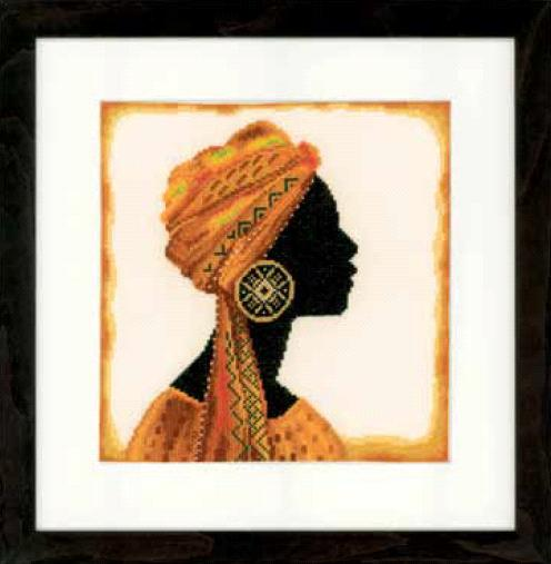 click here to view larger image of Sadwana I (aida) (counted cross stitch kit)