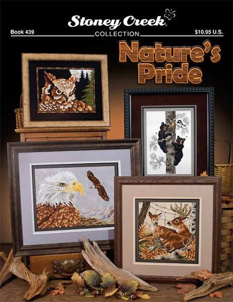 click here to view larger image of Nature's Pride (book)