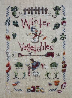 click here to view larger image of Winter Vegetables (chart)