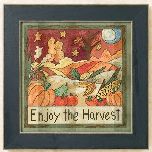 click here to view larger image of Enjoy The Harvest (2011) (counted cross stitch kit)