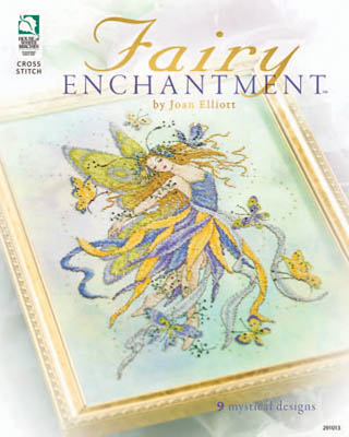 click here to view larger image of Fairy Enchantment (book)