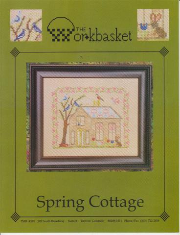 click here to view larger image of Spring Cottage (chart)