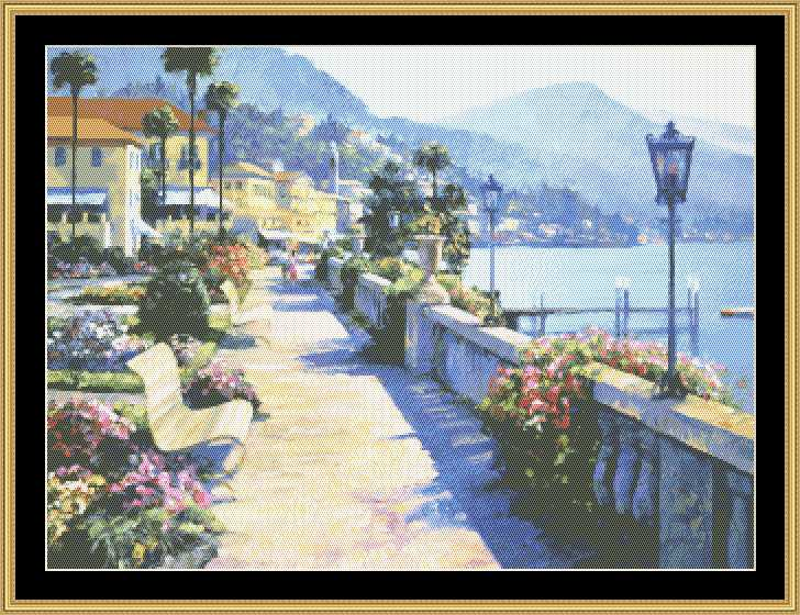 click here to view larger image of Bellagio Promenade (chart)