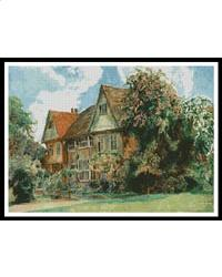 click here to view larger image of Cottage in Cranbrook, Kent (chart)