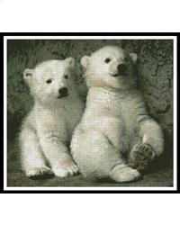 click here to view larger image of Polar Bear Cubs 2 (chart)