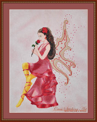 click here to view larger image of Rose Fairy (chart)