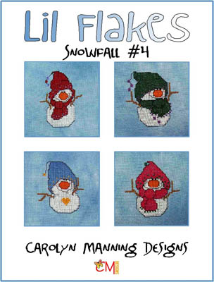 click here to view larger image of Lil Flakes - Snowfall #4 (chart)