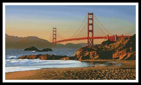 click here to view larger image of Baker Beach (chart)