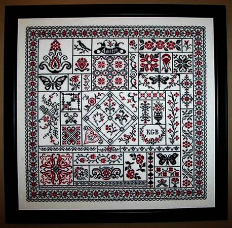 click here to view larger image of French Elegance (chart)