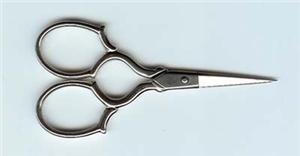 click here to view larger image of Stained Large Handle - 3 1/2in Scissors (accessory)