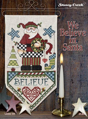 click here to view larger image of We Believe In Santa (chart)
