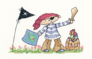 click here to view larger image of Little Pirate - Little Stars (chart)
