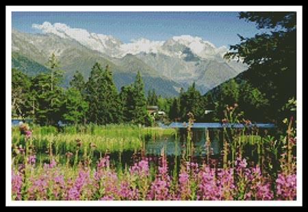 click here to view larger image of Champex, Switzerland (chart)