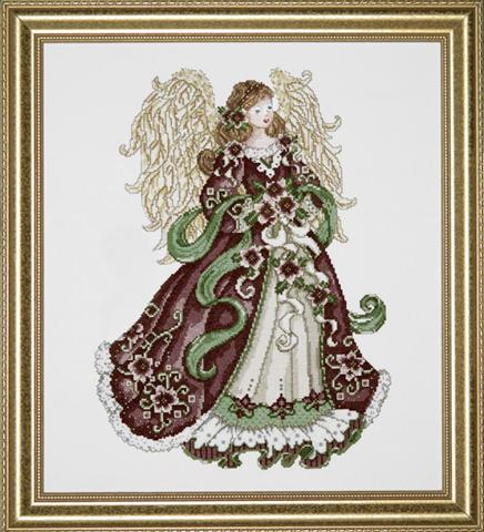 click here to view larger image of Angel of Joy (counted cross stitch kit)