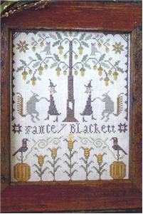 click here to view larger image of Fancey Blacket - The Harvest Dance (chart)