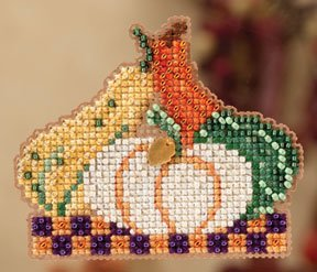 click here to view larger image of Gourds (2012) (counted cross stitch kit)