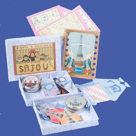 click here to view larger image of Paris Discovery Box (accessory)