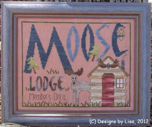 click here to view larger image of Moose Lodge (chart)