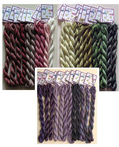 click here to view larger image of Plum Pudding Dinky Dyes Silk Pack (None Selected)