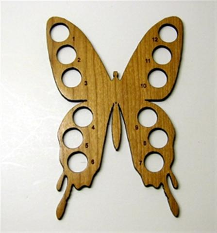 click here to view larger image of Butterfly Thread Organizer (accessory)