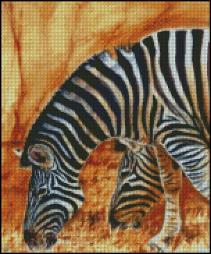 click here to view larger image of Zebras (chart)