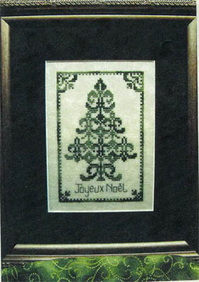 click here to view larger image of Fleur De Lys Tree (chart)