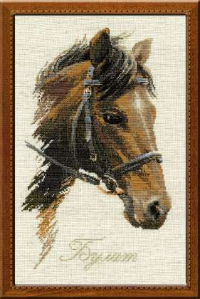 click here to view larger image of Bulat (counted cross stitch kit)