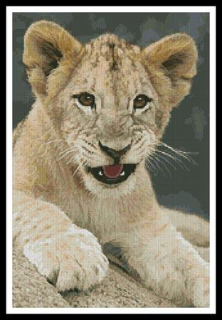 click here to view larger image of Lion Cub 3 (chart)