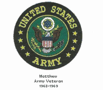 click here to view larger image of Army Seal (chart)