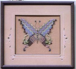 click here to view larger image of Butterfly 1 (counted canvas chart)