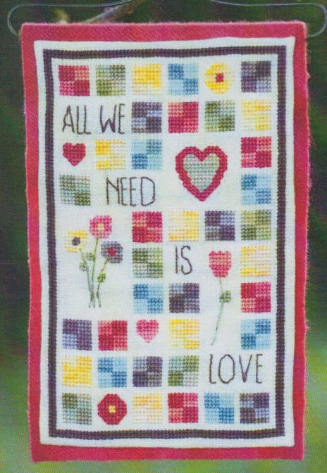 click here to view larger image of All We Need Is Love (chart)