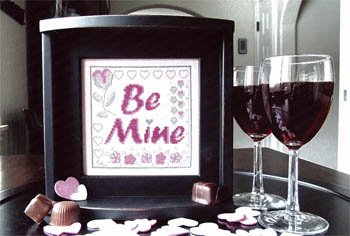 click here to view larger image of Be Mine (chart)