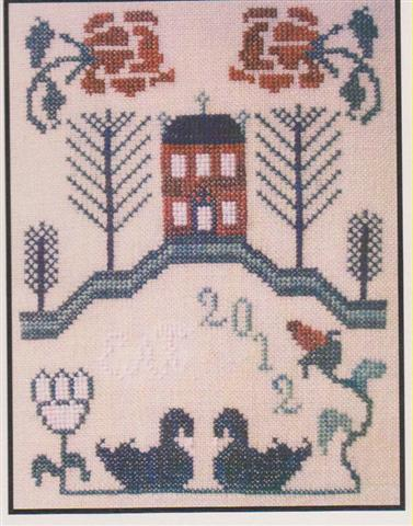 click here to view larger image of Black Swan Sampler (chart)
