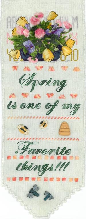 click here to view larger image of Spring  - Favorite Things (chart)