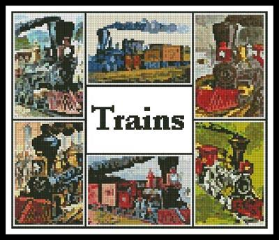 click here to view larger image of Train Sampler (chart)