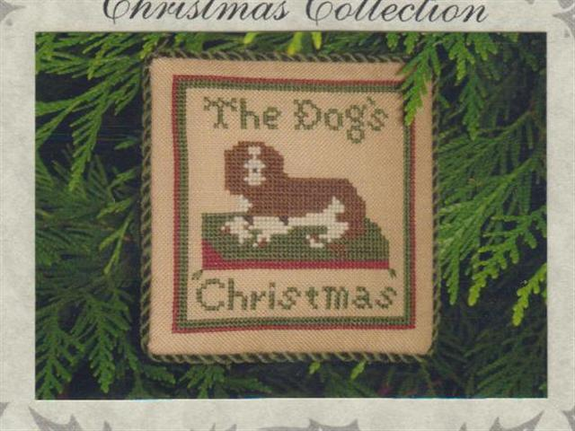 click here to view larger image of Dogs Christmas The (chart)