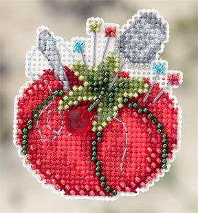 click here to view larger image of Tomato Pincushion (2012) (None Selected)