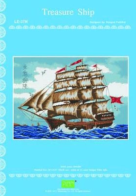 click here to view larger image of Treasure Ship (chart)